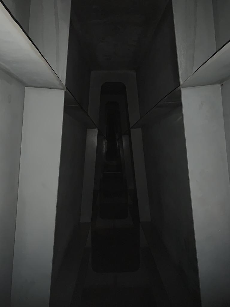 Inside the WhaNGEREI BRIDGE